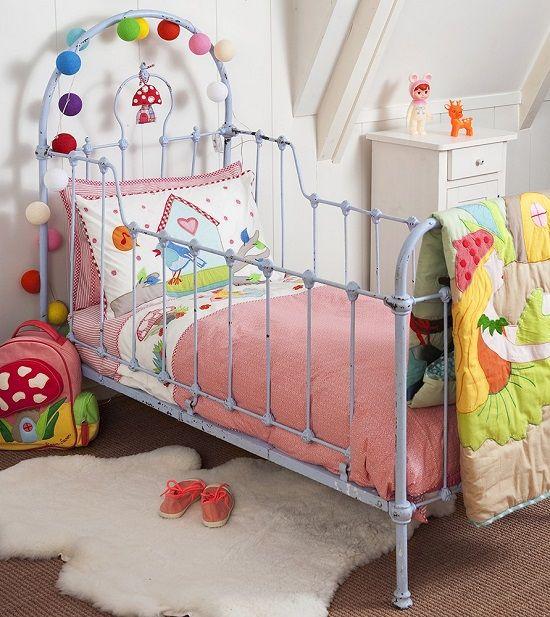 Con la llegada de la primavera: edredones infantiles de Room Seven - Mamidecora