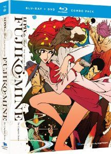 Amazon.com: Lupin the Third: The Woman Called Fujiko Mine (Bllu-ray/DVD Combo) [Blu-ray]: Sonny Strait, Christoper R. Sabat, Brina Palencia, Josh Grelle: Movies & TV