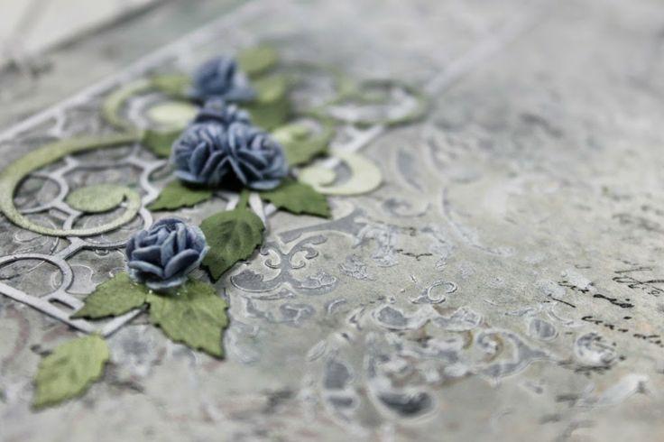 Lena-Art - zápisník, papíry od 7Dots Studio, Cold Country