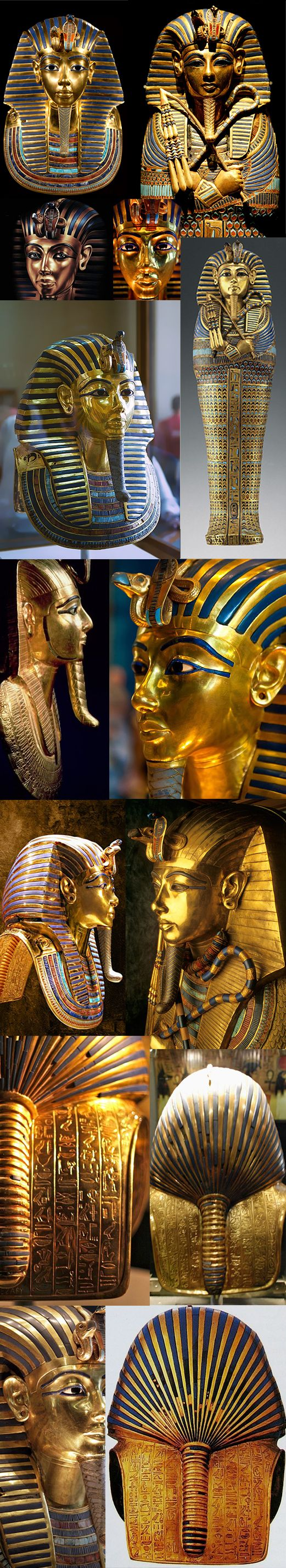 Cosmic Ordering Secrets - Only three pairs are the real burst of pharaoh tutankamun.The rest are modern fakes..guess which ones.. 3 Steps To Living A Life Full Of Abundance