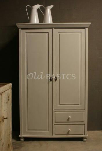25 beste idee n over geschilderd dressoir op pinterest - Eigentijdse boekenkasten ...
