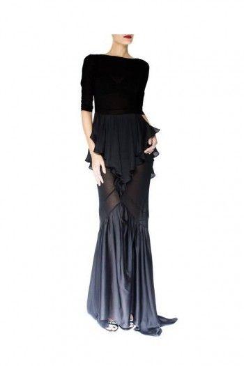 Cand simti ca vrei... să impresionezi.  #tenuedesaf #dresstoimpress #silk