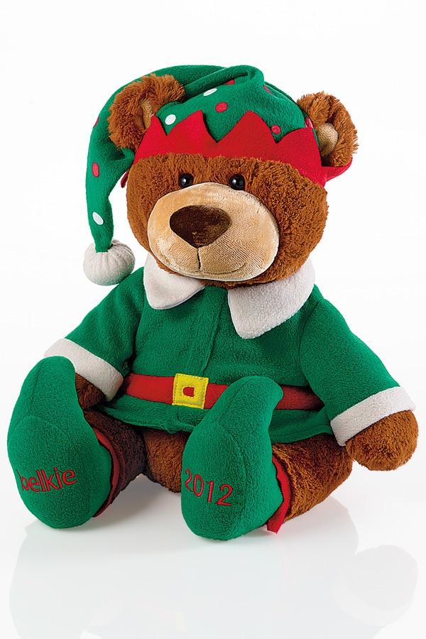 Belkie Bear 2012 @ Belk.com #belk #holidays