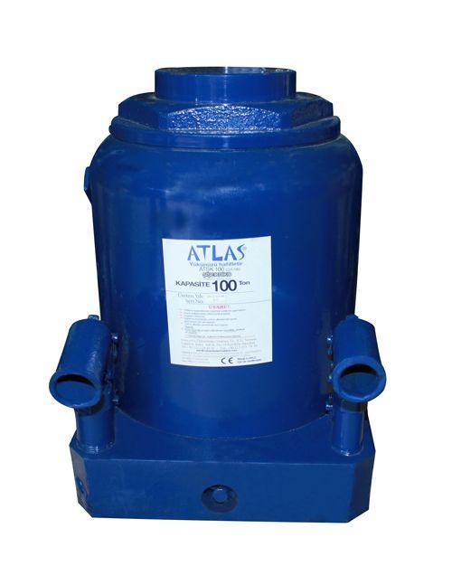 Atlas hidrolik şişe kriko profesyonel kullanım için ideal krikoldur. ATŞK 100 model hidrolik şişe kriko 100 ton kaldırma kapasitelidir. #atlas #kriko #bottlejack #hidrolik #hydraulic #lifter #car #vehicle http://www.ozkardeslermakina.com/urun/hidrolik-sise-kriko-atlas-atsk-100-ton/