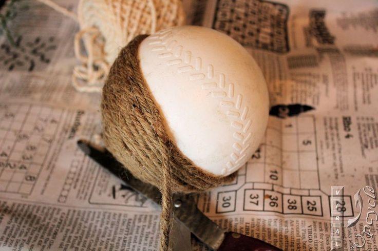 Upcycled Balls Into Decorative Twine Vase Fillers   Hometalk