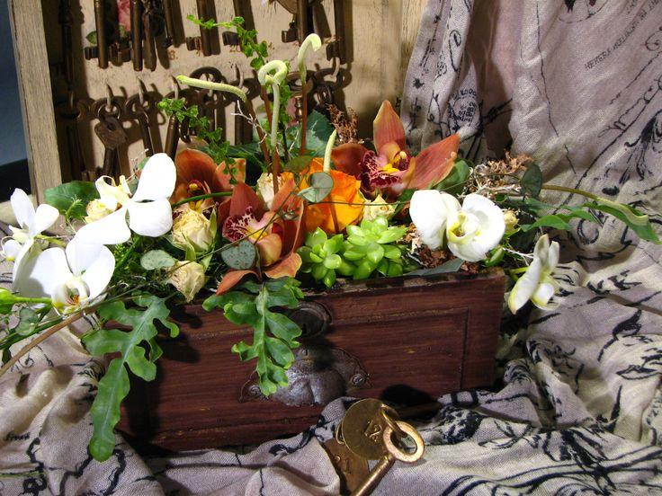 #klucze do #szuflada bogatej w #kwiaty