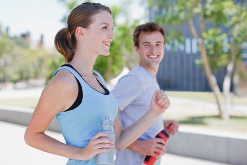 Healthy and attractive lifestyle of today's duration