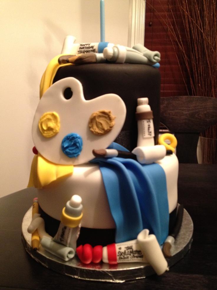Birthday Cake D