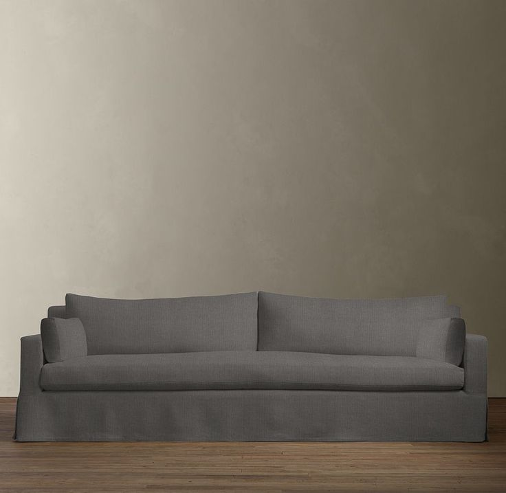 18 best so i need a sofa images on pinterest couches for Who manufactures restoration hardware furniture