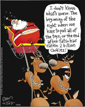 Hahaha!!!!  Hmmm, I guess I'm first on next years naughty list laughing at that one....