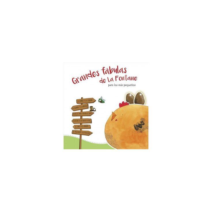 Grandes fábulas de La Fontaine para los más pequeños/ La Fontaine's Great Fables for the