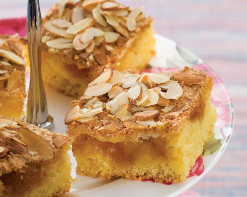 Apricot & Almond Louise Cake recipe from Food in a Minute