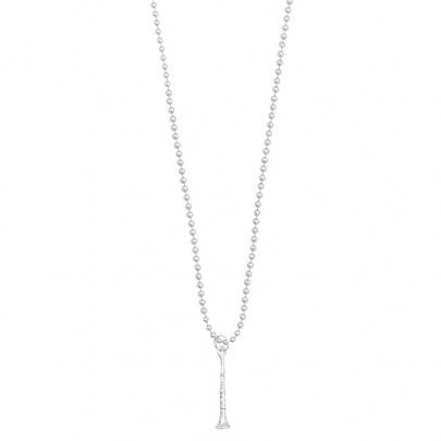 Musical Necklace Silver - Clarinet from Pentatonic Music - Rp 38.000