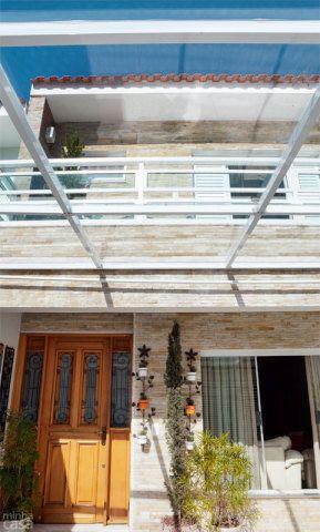 Fachadas: 9 casas para se inspirar. Fotos publicadas na revista MINHA CASA.