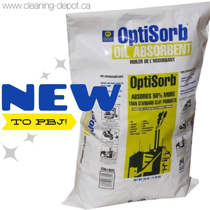 OPTISORB www.cleaning-depot.ca