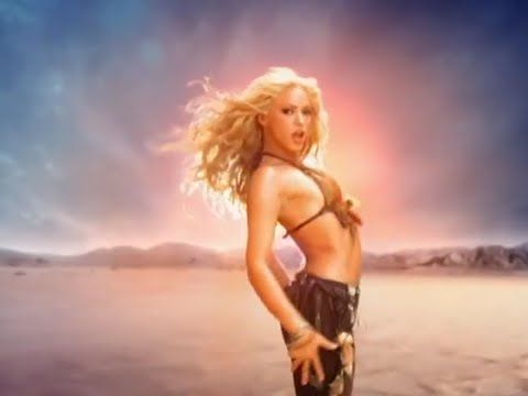 Shakira - Whenever, Wherever LYRICS (FULL HD) - YouTube