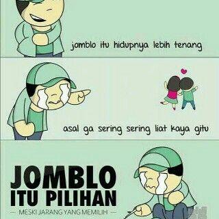 Jomblo :(