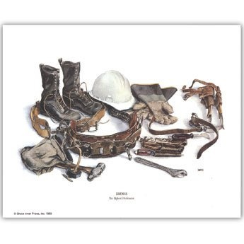 thank a Lineman////tools of the trade