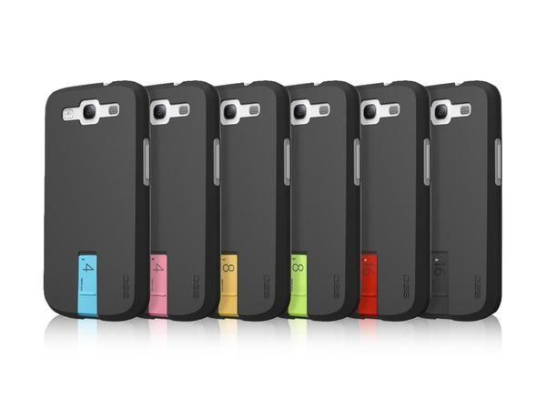 Ego Hybrid Series Galaxy S3 Case with USB Drive