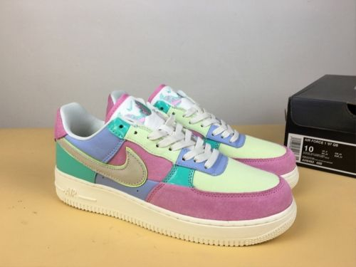 Quality Blue Force 1 Easter Low Hyper Air Egg Nike Sail High Ice VLUGSqzMp