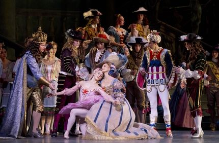 ROH Live: The Sleeping Beauty (cert tbc)