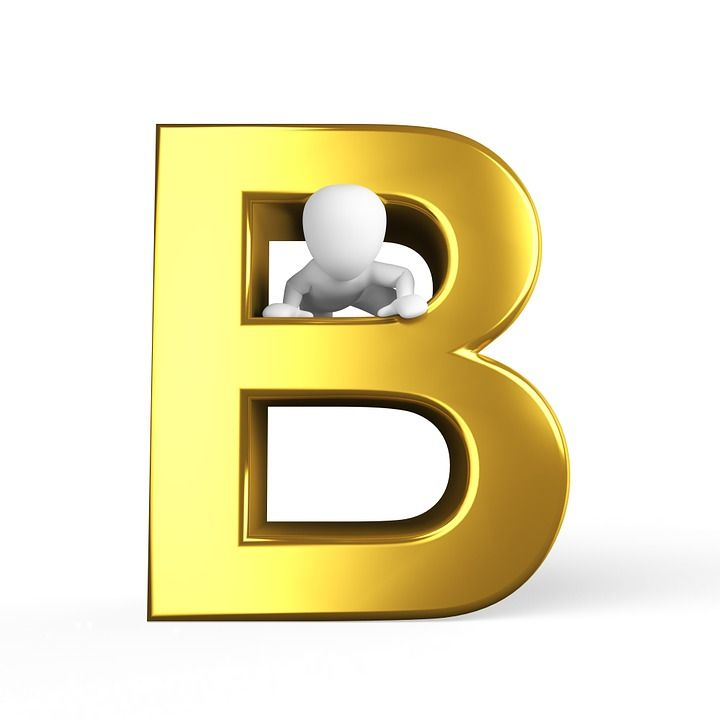 B, Carta, Orden Alfabético, Por Orden Alfabético, Abc