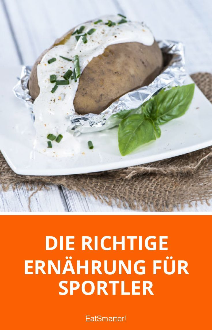 Die richtige Ernährung für Sportler | eatsmarter.de
