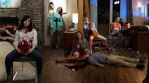 Scream Queens Episode List and Show Guide: The girls of Kappa House are dying for new pledges.  Wallace University is rocked by a string of murders.