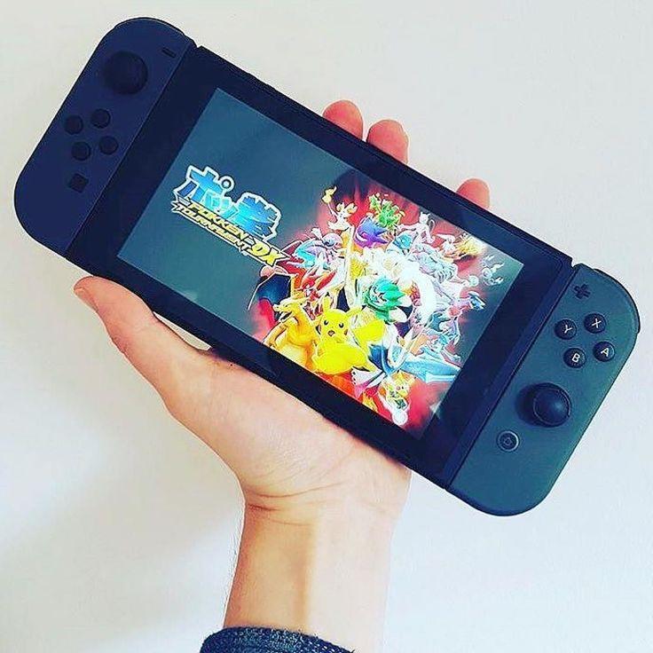 What's your favorite game on the switch?  Credit @gamebros64  #nintendo #retrogaming #mario #supermario #gamecube #n64 #nintendo64 #amiibo #gamechanger #anime #link #legendofzelda #zelda #luigi #youtube #nerdalert #japan #pokemon #pikachu #igersnintendo #gamerguy #goodmorning #games #gamer #collector #NintendoSwitch #mariokart #videogames #worldofnintendo #supernintendo