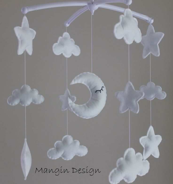 Sale! Gorgeous star cloud moon mobile musical cot mobile star nursery by ManginDesign on Etsy https://www.etsy.com/listing/477075859/sale-gorgeous-star-cloud-moon-mobile
