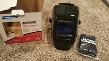 Jackson wh70 truesight welding hood with Balder technology