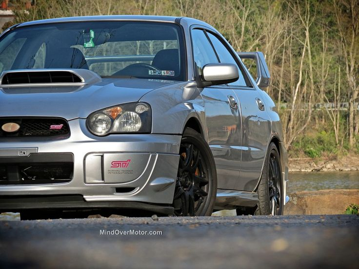 Modified 2004 Subaru WRX STI