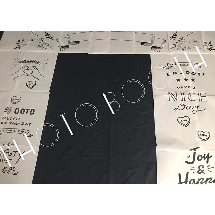 * #photobooth  #フォトブース #黒板風フォトブース * * * フォトブース制作に取りかかりましたーーー��✨ a4印刷をした後にコンビニでa3印刷をしていい感じの大きさに��♀️��♀️��♀️�� 布は大体横180×縦150で制作しています��✨ 因みに私はデニム素材の布を使用しました���� 1番下から布→マーキングチャコ→デザインの用紙の順番で置いて、後はデザインをひたすらなぞりました✏✐✎✍✨ マーキングチャコはダイソーのものを使用してます���� 一つ2枚入で、合計4枚使用しました!1枚のシートで何回か使用出来るのでオススメです��✨ 1番上のデザインだけまだ納得いかなくて、保留中ですが...������ * * * #プレ花嫁 #プレ花#日本中のプレ花嫁さんと繋がりたい #プレ花嫁さんと繋がりたい #関西プレ花嫁 #ちーむ0722 #ウェディングニュース #ウェディングソムリエ #ウェディングソムリエアンバサダー #ウェディングニュースブライズレポーター #挙式 #結婚式 #結婚準備 #結婚#marry花嫁 #marryxoxo…