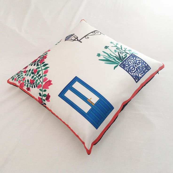 Sandro Gaeta - Pillow Special Home Accessories Collection, 2016