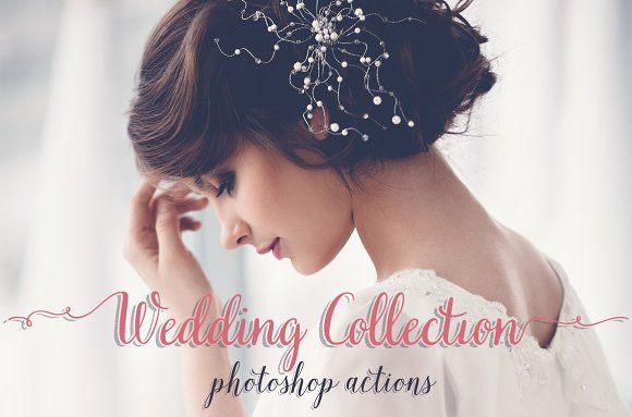 Wedding Photoshop Actions by BeArt-Presets on @creativemarket