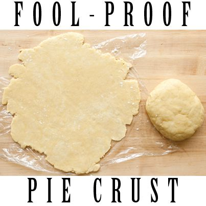 Fool-Proof Pie Crust For Homemade Chicken Pot Pie. It seems egg must be the secret I have previously tried shortcrust pastry and I hate the way it has no structural integrity