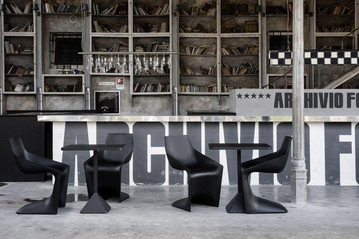 29% de réduction via www.itepee.com sur ces chaises design Pulp de KRISTALIA ! Profitez-en dès maintenant !