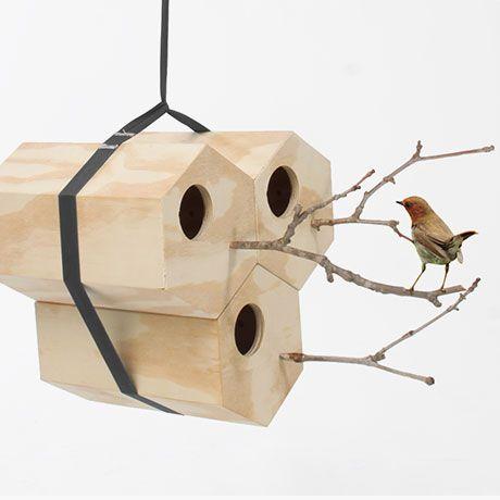 die besten 25 vogelhaus holz ideen auf pinterest vogelhaus ideen nistk sten und futterhaus. Black Bedroom Furniture Sets. Home Design Ideas