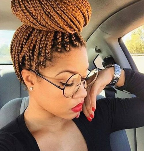 how to style your hair with braids braid hairstyles for black 10 braid hairstyles 6803