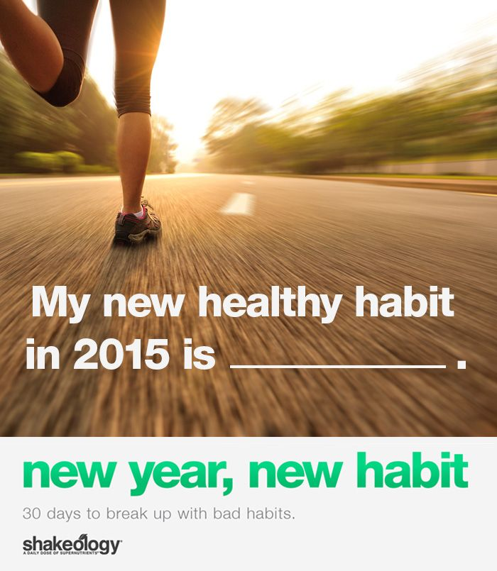 how to get a new habit