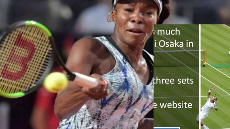 Venus Williams to take on Ana Konjuh in mouthwatering encounter