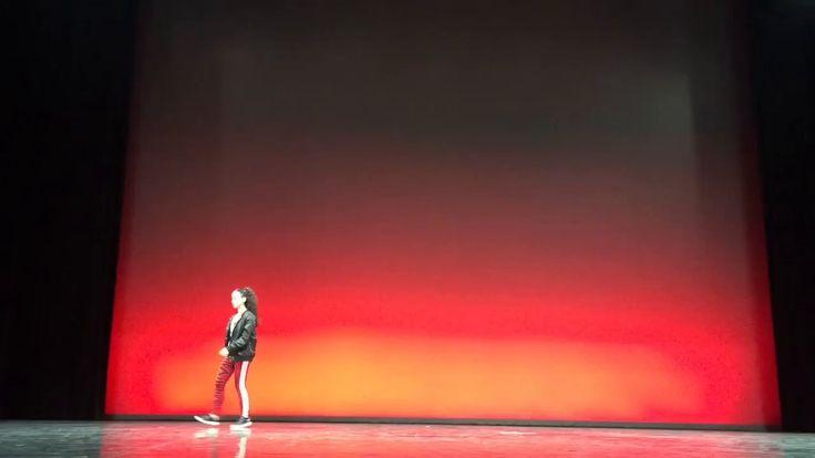 Annika Verplancke | EDC 2015 | Hip hop solo