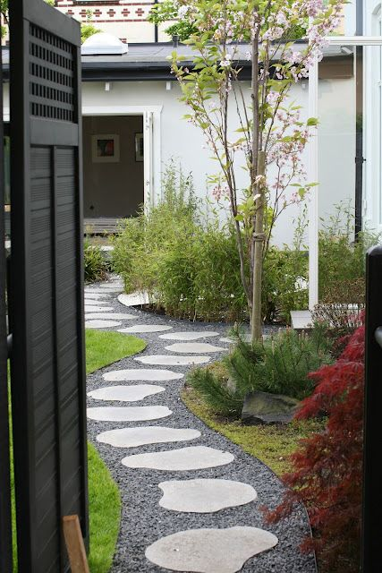 JARDÍN JAPONÉS | Decorar tu casa es facilisimo.com