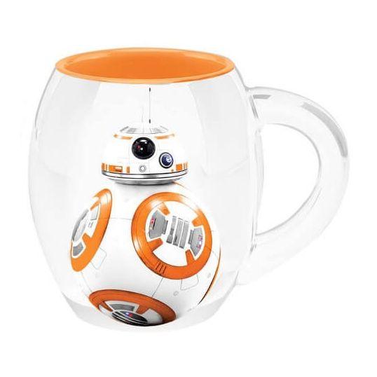 """Kubek Star Wars BB-8 - dla fana """"Przebudzenia Mocy""""  #kubek #starwars #gadżety #praca #kawa"""