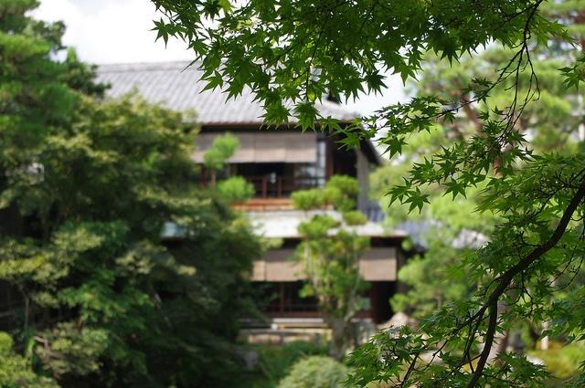 Hakusasonsou 白沙村荘 橋本関雪記念館   Flickr - Photo Sharing!