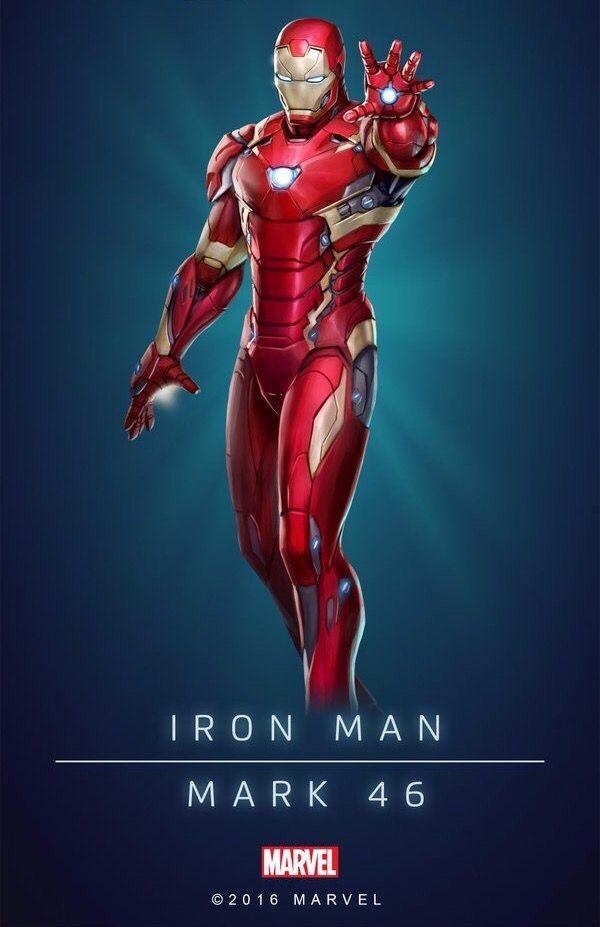 Homem de Ferro - Mark 46