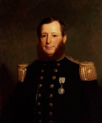Captain Thomas Edward Laws Moore HMS Plover 1848-50
