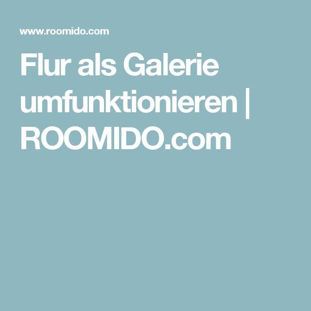 Flur als Galerie umfunktionieren | ROOMIDO.com