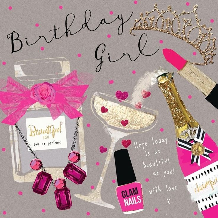 Birthday Girl Quotes