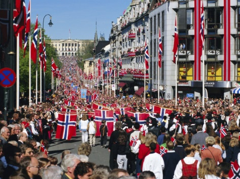Norwegian Independence Day, May 17